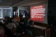 1. izborna konvencija Foruma seniora SDP-a VSŽ