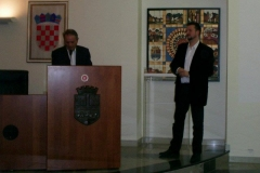Predstavljanje programa za parlamentarne izbore u Vinkovcima